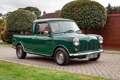 Lot 29 - 1979 Austin Morris Mini 95 Pick-Up