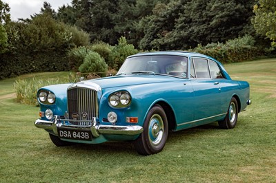 Lot 76 - 1964 Bentley S3 Continental MPW Fixed Head Coupe