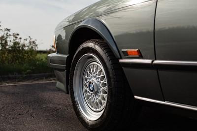Lot 10 - 1989 BMW 635 CSI High Line