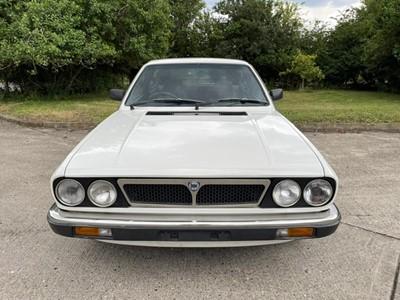 Lot 1 - 1983 Lancia HPE 1600