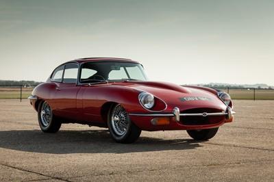 Lot 50 - 1970 Jaguar E-Type 4.2 Coupe