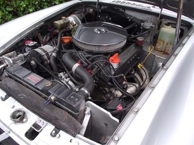 Lot 7 - 1968 MG B GT