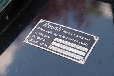 Lot 27 - 1999 (1989) Royale Sabre
