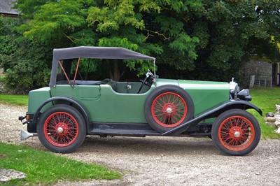 Lot 9 - 1932 Talbot 14/45 Scout Tourer