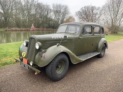 Lot 2 - 1938 Humber Snipe Imperial