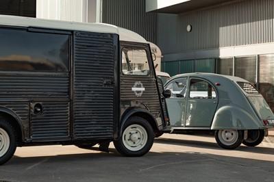 Lot 5 - 1955 Citroen H Van