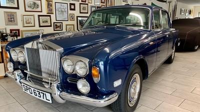 Lot 87 - 1973 Rolls-Royce Silver Shadow