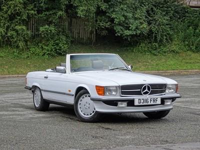 Lot 30 - 1986 Mercedes-Benz 300 SL