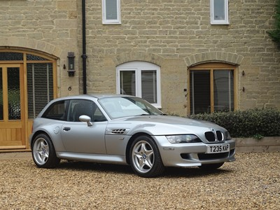Lot 77 - 1999 BMW M Coupe