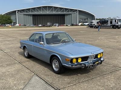 Lot 45 - 1973 BMW 3.0 CS