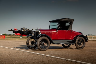 Lot 81 - 1927 Ford Model T 'Runabout'