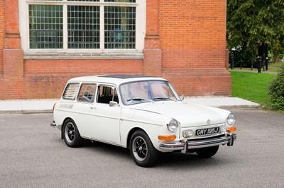 Lot 127 - 1971 Volkswagen 1600E Variant
