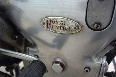 Lot 1961 Royal Enfield Constellation