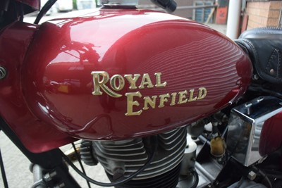 Lot 2005 Royal Enfield 350 Bullet