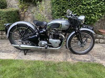 Lot 1937 Triumph T100 Evocation