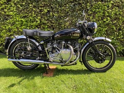 Lot 1948 Vincent Series B Rapide
