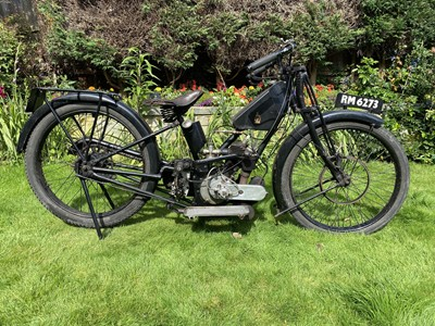 Lot 1924 Beardmore Precision Ladies Model