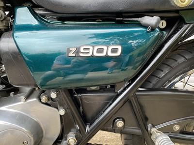 Lot 1926 Kawasaki Z900