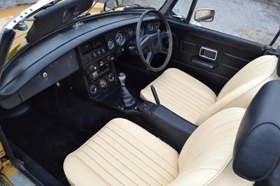 Lot 1977 MG B Roadster