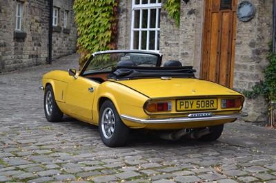 Lot 1977 Triumph Spitfire 1500