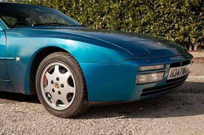Lot 1990 Porsche 944 S2