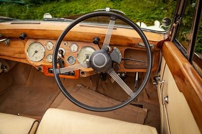 Lot 1950 Daimler DB18 Barker Special Sports