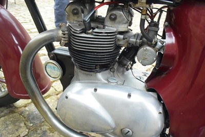 Lot 1963 Triumph 5TA Speed Twin