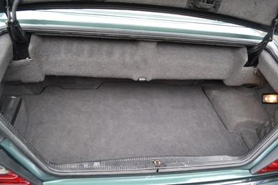 Lot 1995 Mercedes-Benz E220 Cabriolet