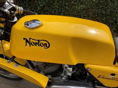Lot 1975 Norton Commando 850