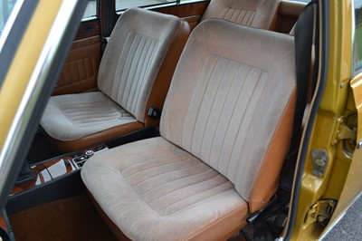 Lot 1976 Humber Sceptre