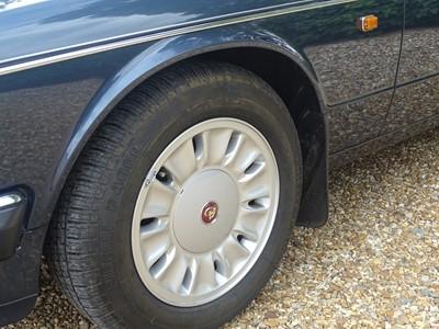 Lot 1993 Daimler Double Six
