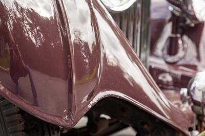 Lot 37 - 1937 Bentley 4.25 Litre Pillarless Sports Saloon