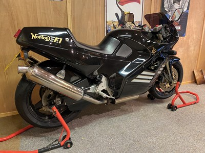 Lot 1990 Norton F1 One owner from New