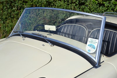 Lot 13 - 1959 MG A 1500 Roadster
