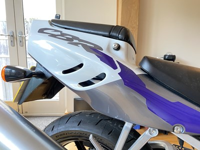 Lot 1996 Honda CBR Fireblade