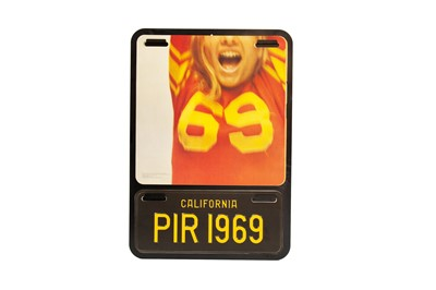 Lot 8 - 1969 Pirelli Calendar - 'The Spirit of California Beach Scene'