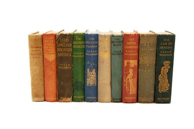 Lot 10 - Ten Early Motoring Novels by C.N and A.M. Williamson