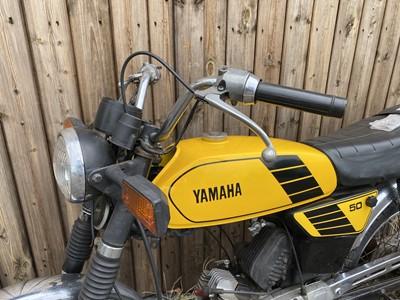 Lot 1989 Yamaha FS1E