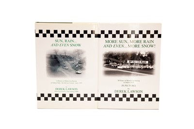 Lot 20 - Two Titles Relating to Cheshire's Oulton Park Circuit