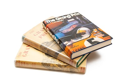 Lot 22 - Three Titles Relating to Grand Prix Cars
