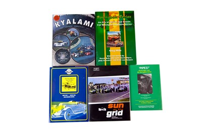 Lot 30 - Five Titles Relating to South African Tracks and Races