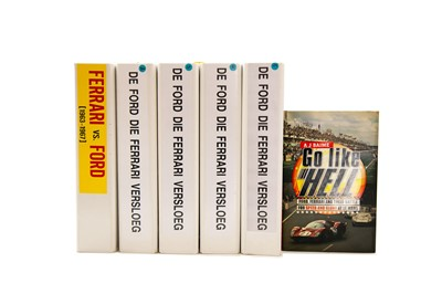 Lot 38 - Ford GT40 Archive