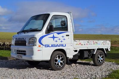 Lot 2003 Subaru Sambar Pick-Up