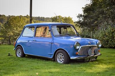 Lot 5 - 1968 Morris Mini 850