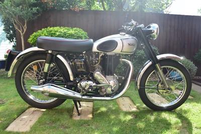 Lot 1953 Norton ES2