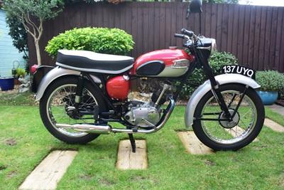 Lot 1962 Triumph Tiger Cub