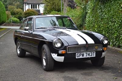 Lot 1979 MG B GT