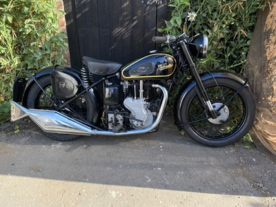 Lot 1948 Velocette MSS