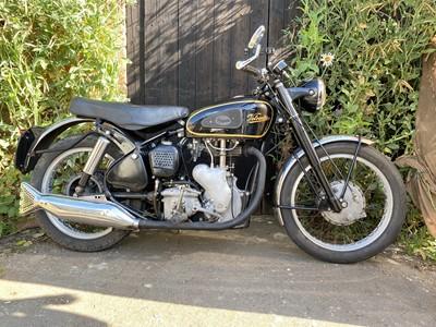 Lot 1957 Velocette 350 special