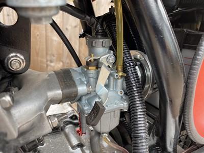Lot 1982 Honda 125